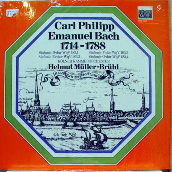 Helmut Muller Bruhl Bach 1714