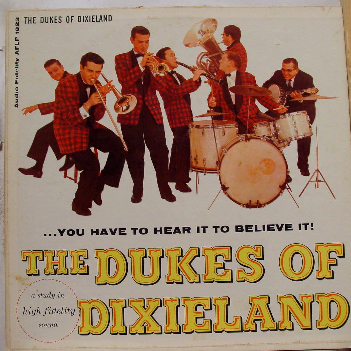 Dukes Of Dixieland - The Dukes Of Dixieland You Have To Hear It To Believe It Vol 1 Lp Vg Aflp 1823 (you Have To Hear It