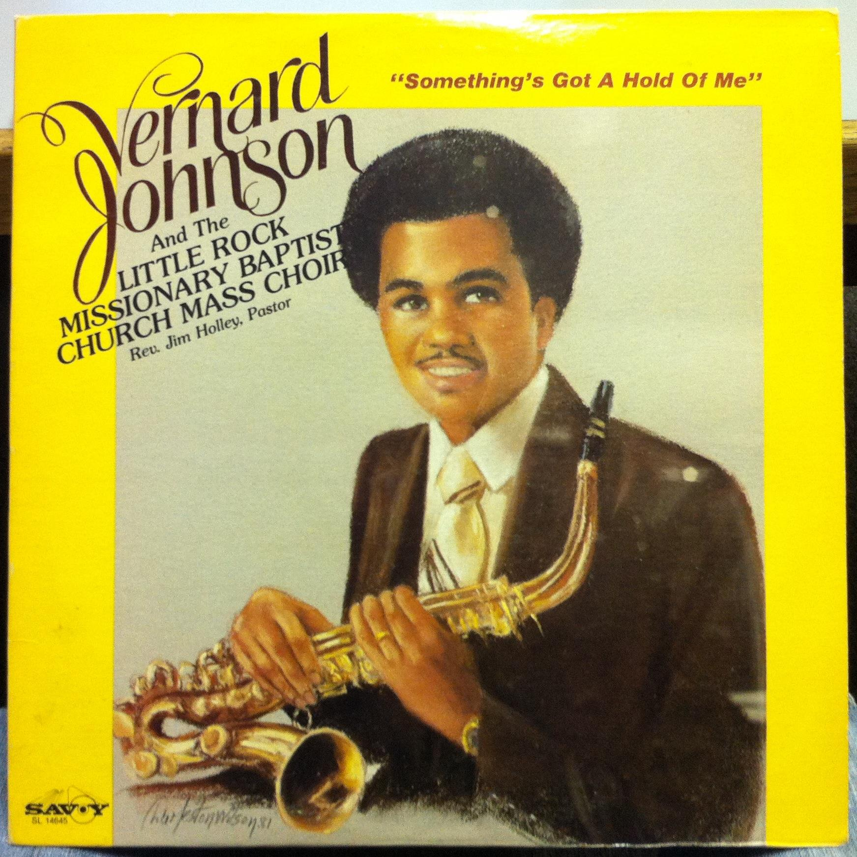 Brother Vernard Johnson Presents Ray Manning Singers, The - S/T