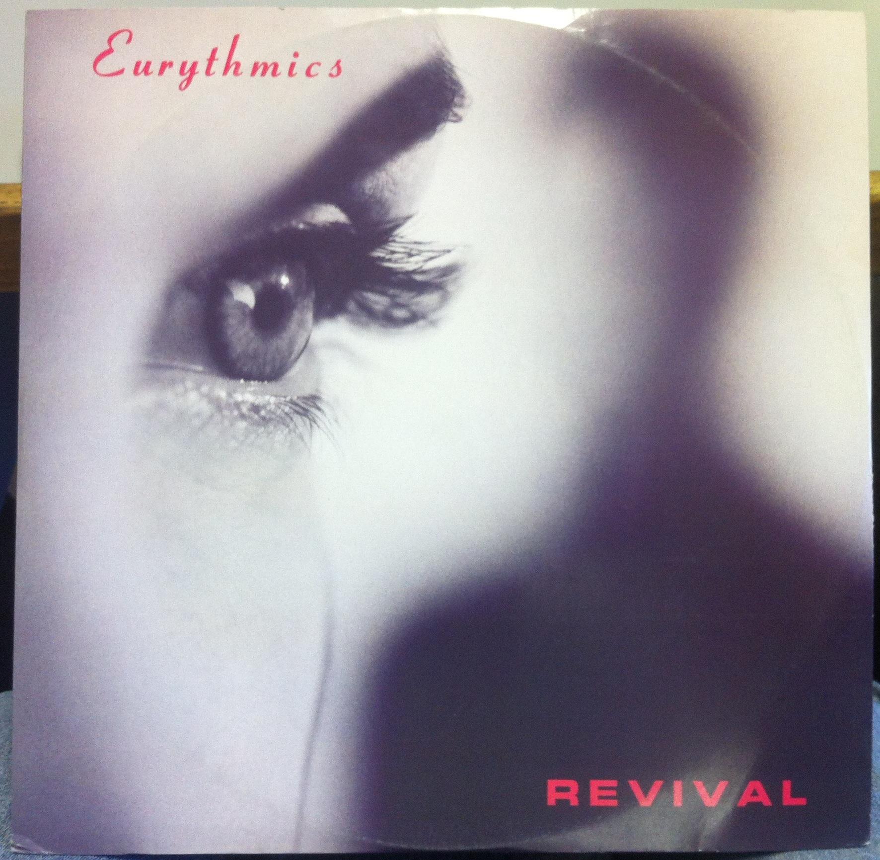 """EURYTHMICS - Eurythmics Revival (e.t. Mix 12"""" Mint- Dat 17 Uk 1989 Record) (revival (e.t. Mix))"""