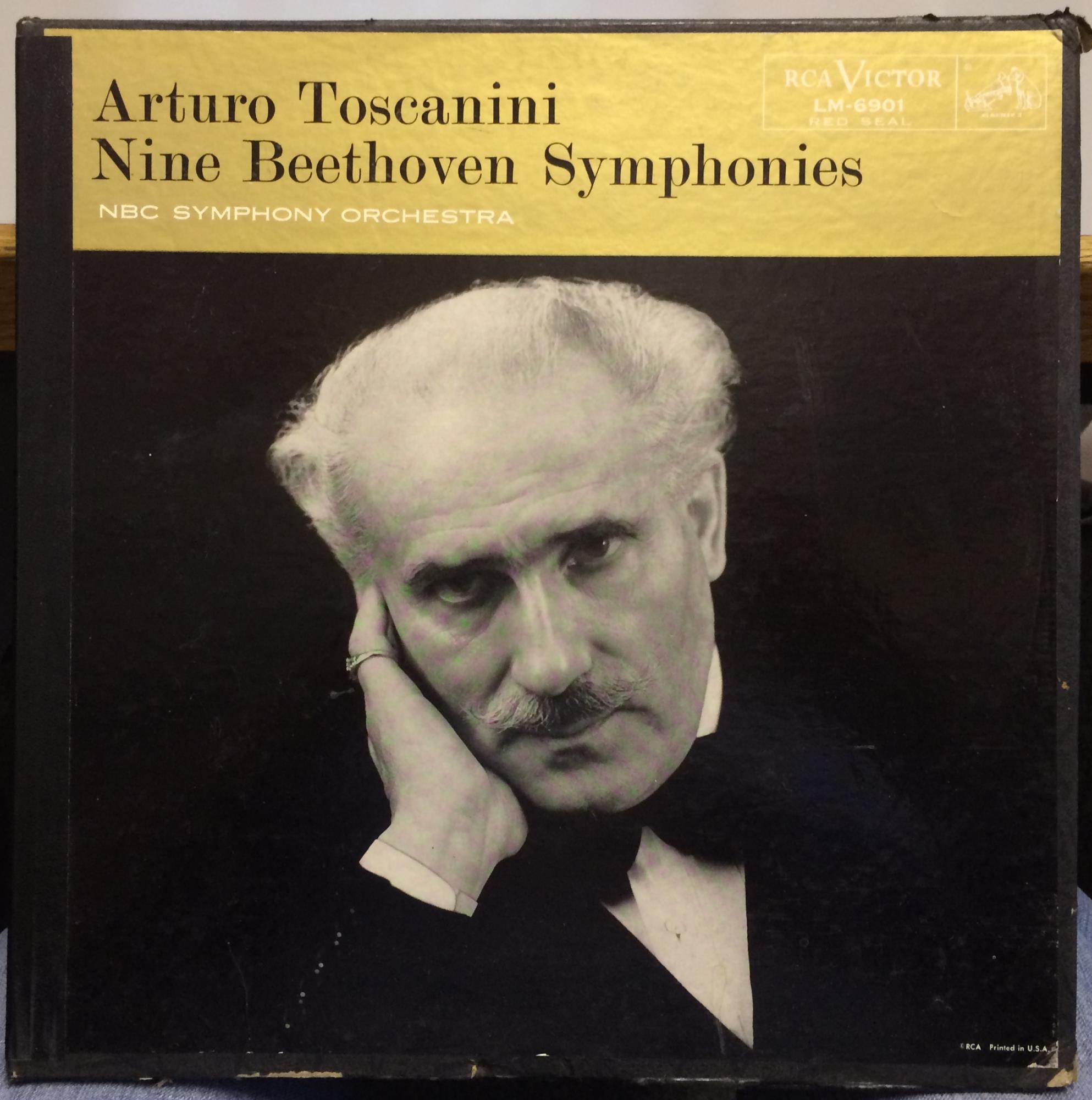 Arturo Toscanini , NBC Symphony Orchestra , Ferde Grofé* Grofe - Grand Canyon Suite