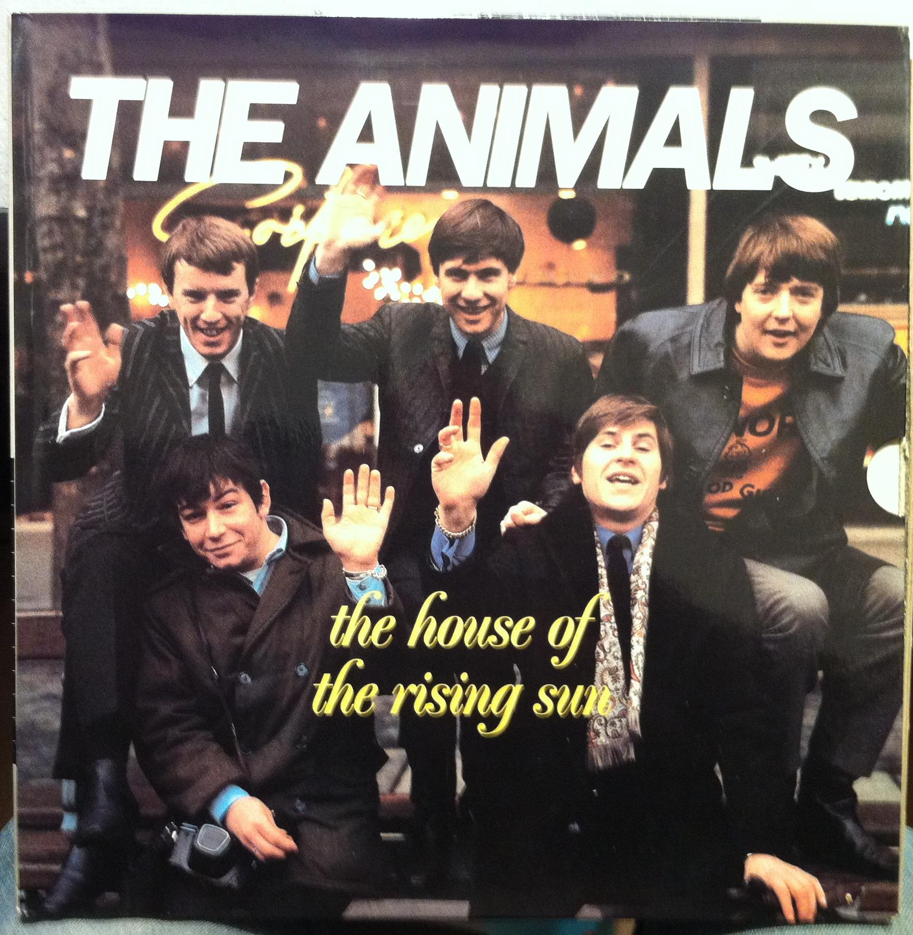 The animals house of the rising sun