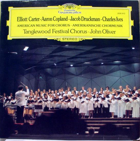 American Music For Chorus