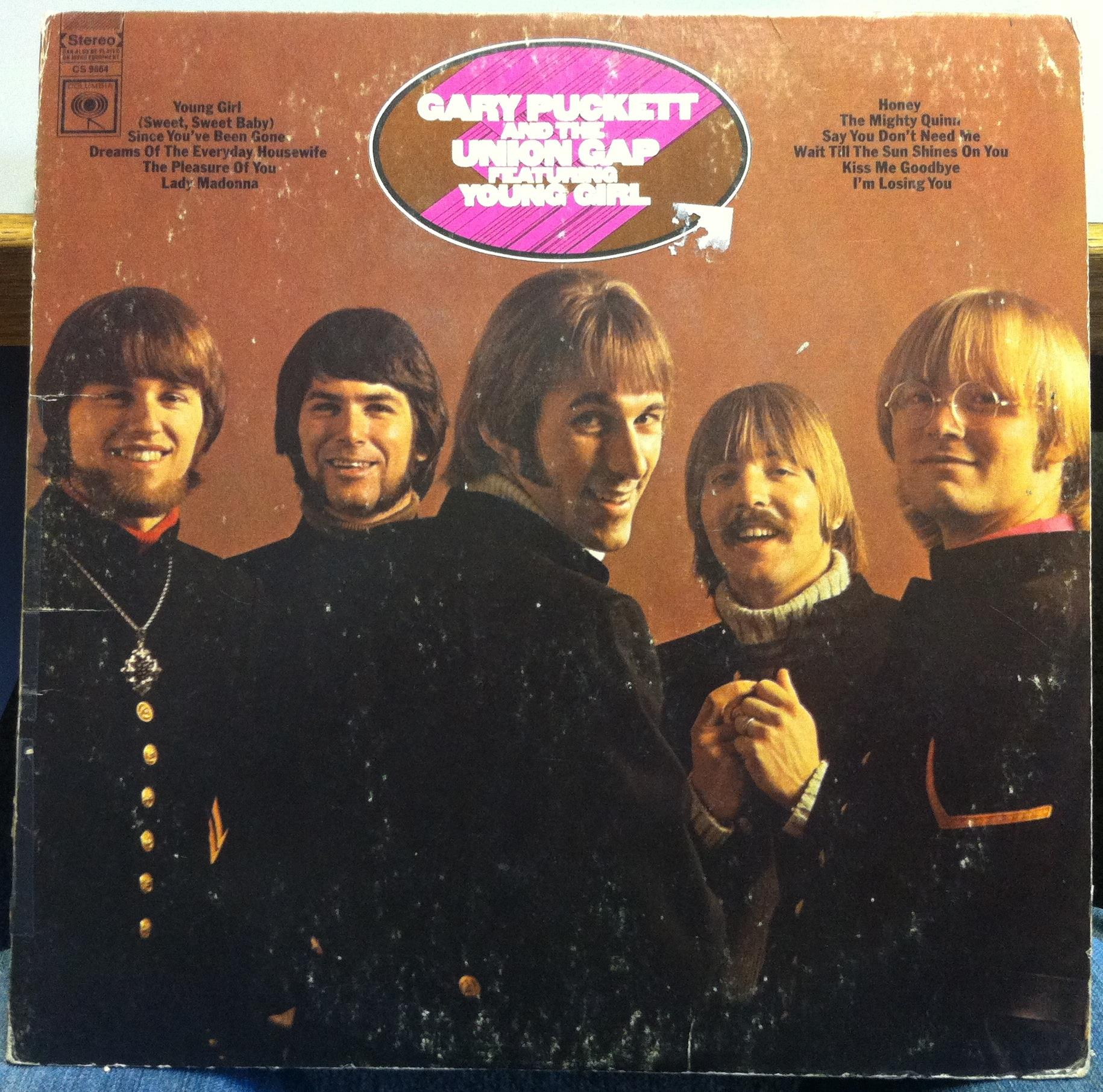 christian singles in puckett The unforgettables: the best of 1968 peak at: #2 (2 weeks) lady willpower (fuller) by gary puckett and the union gap, arranged by al capps, produced by jerr.
