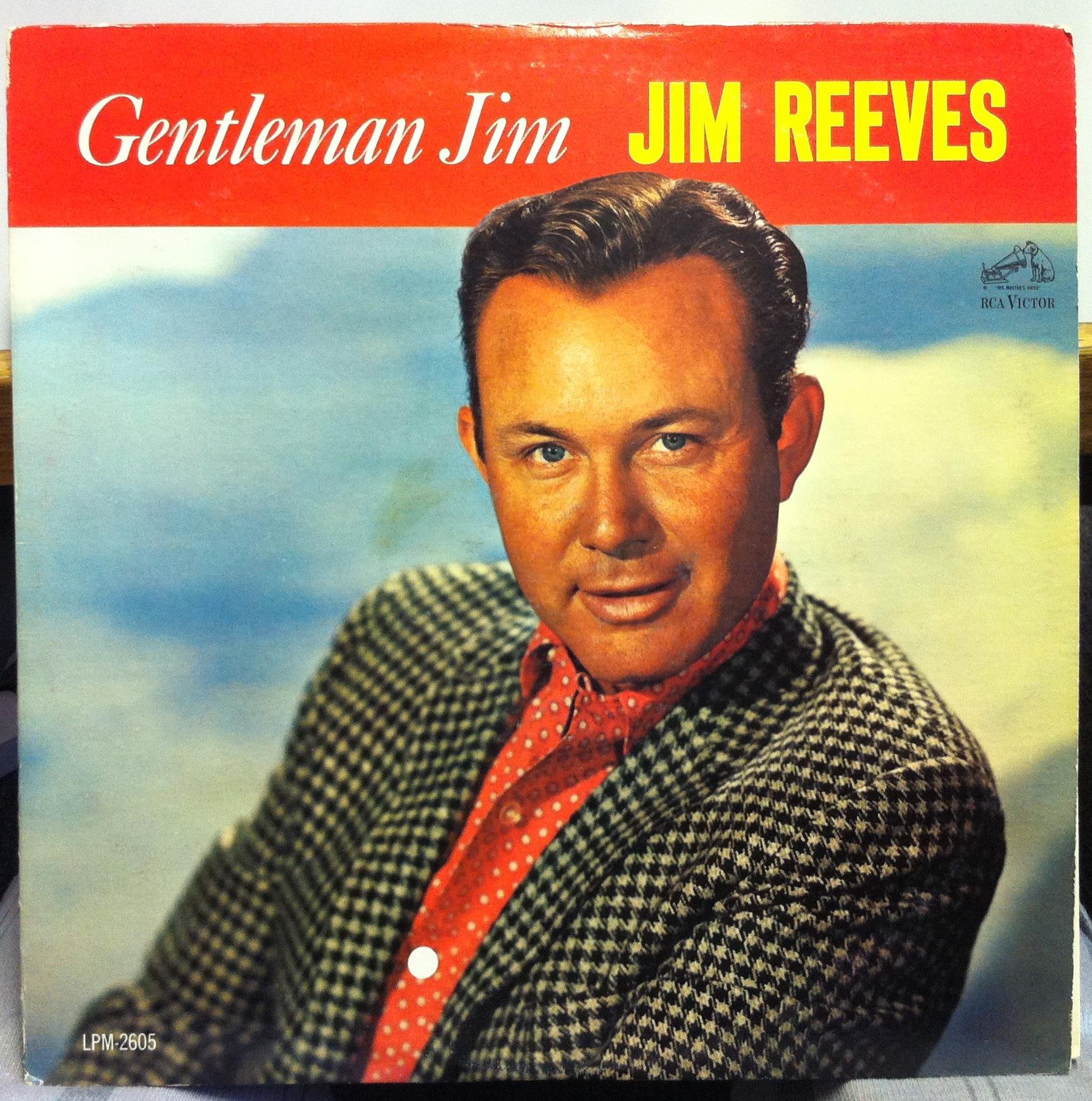 JIM REEVES - Gentleman Jim CD