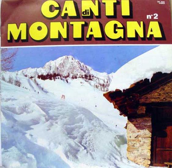 Canti Di Montagna No 2