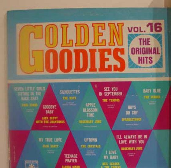 Various Golden Goodies Vol 7