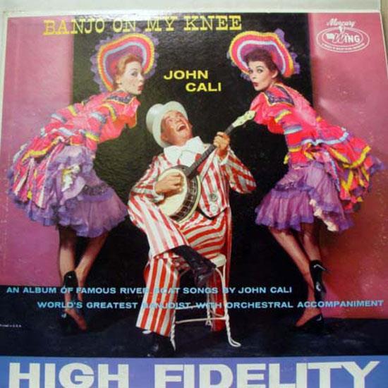 John Cali - The Banjo Minstrel Man