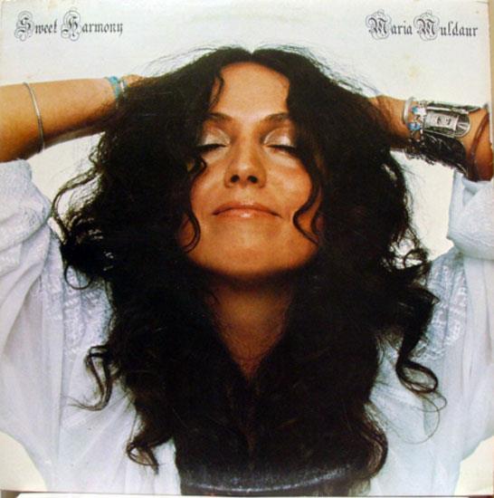 MARIA MULDAUR - Maria Muldaur Sweet Harmony Lp Vg+ Ms 2235 Vinyl 1976 Record (sweet Harmony)
