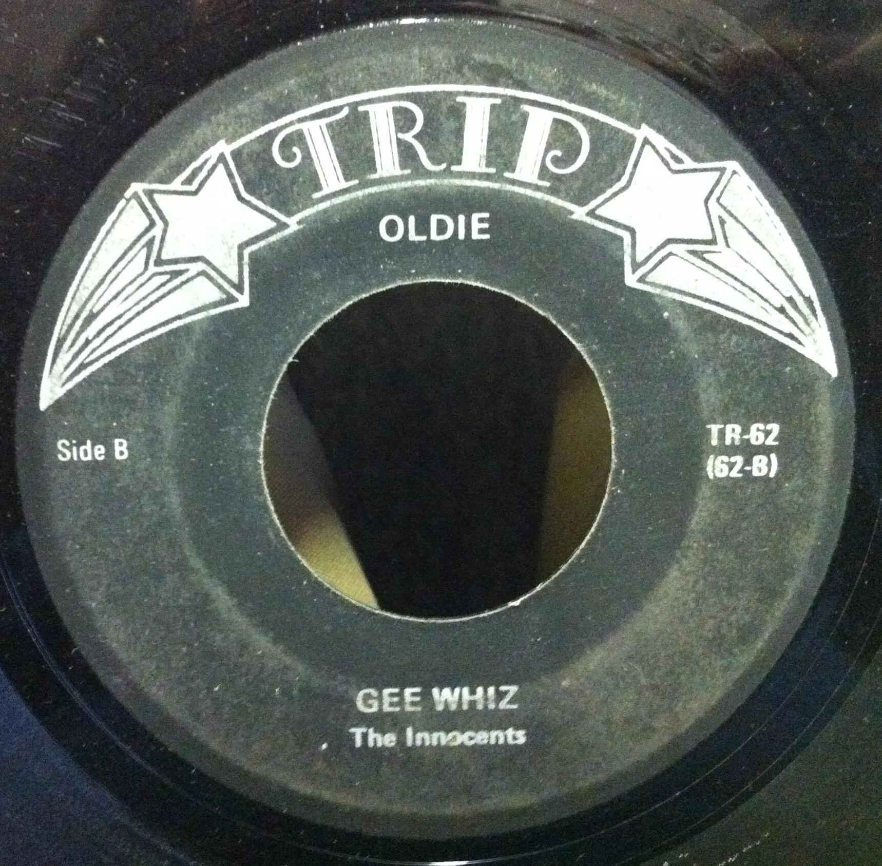 KATHY YOUNG & THE INNOCENTS - A Thousand Stars / Gee Whiz