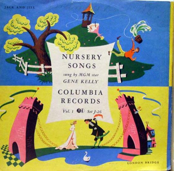 Nursery Songs And Stories
