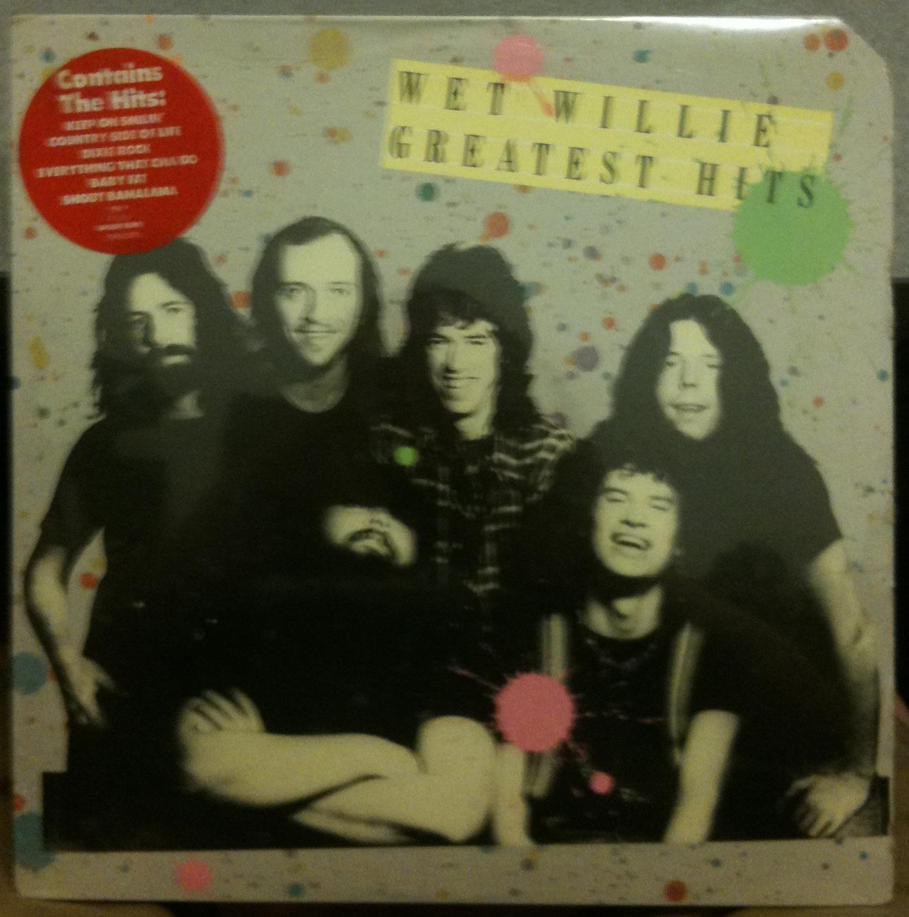 Wet Willie Wet Willie Records Lps Vinyl And Cds Musicstack