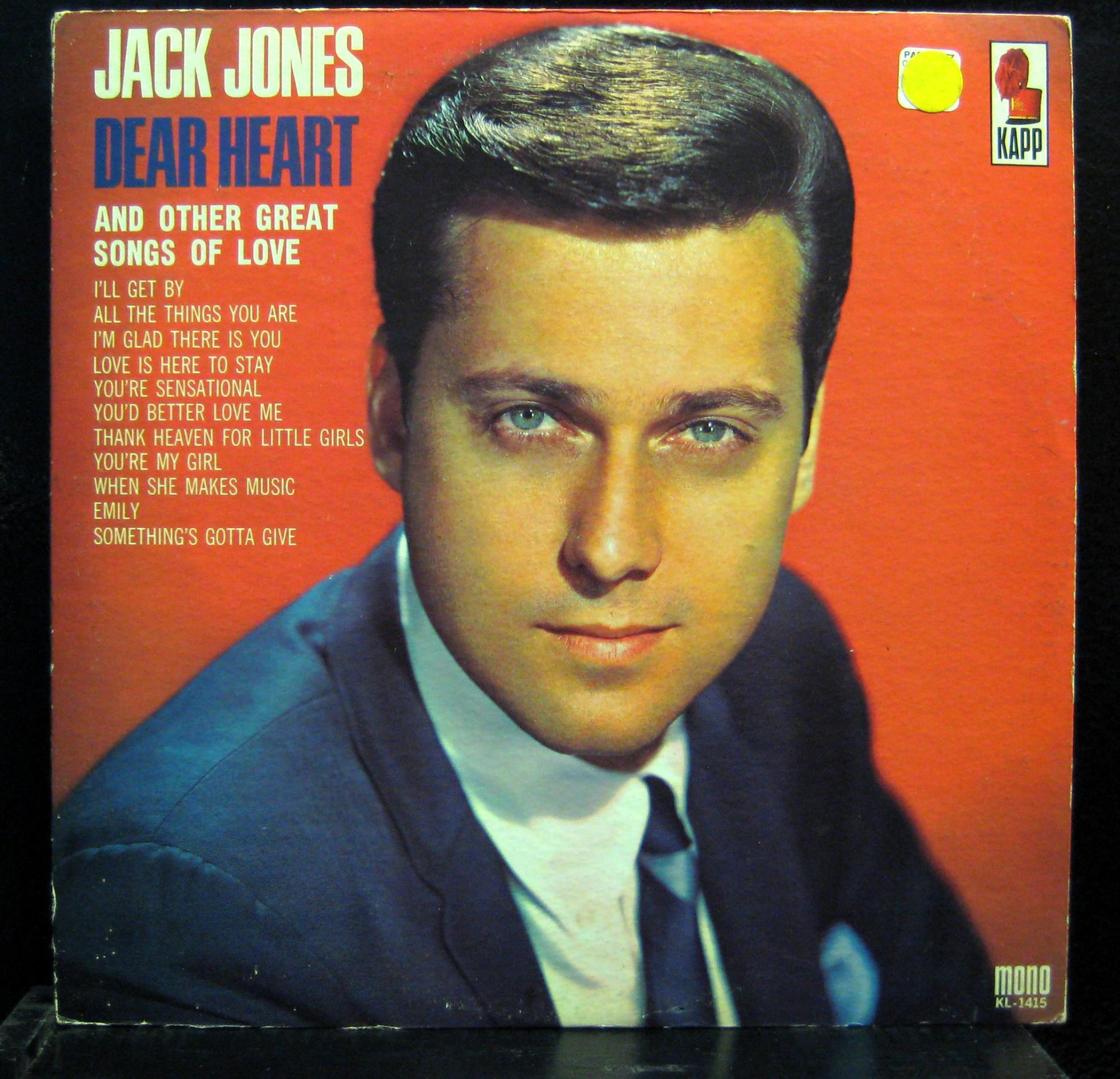 jack jones песня
