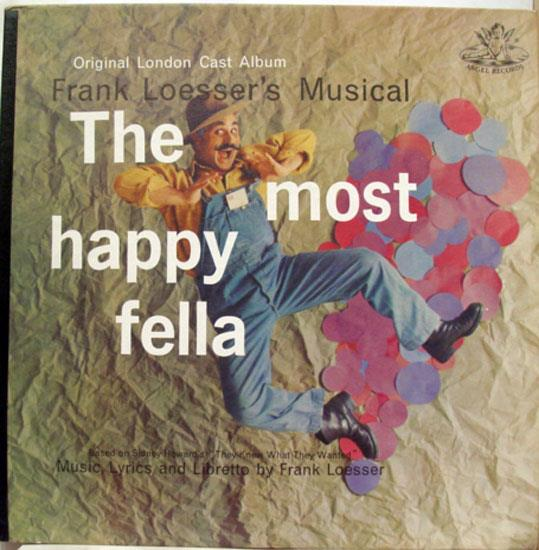 FRANK LOESSER - The Most Happy Fella