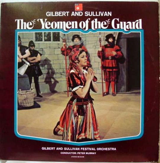 Gilbert And Sullivan Records Lps Vinyl And Cds Musicstack