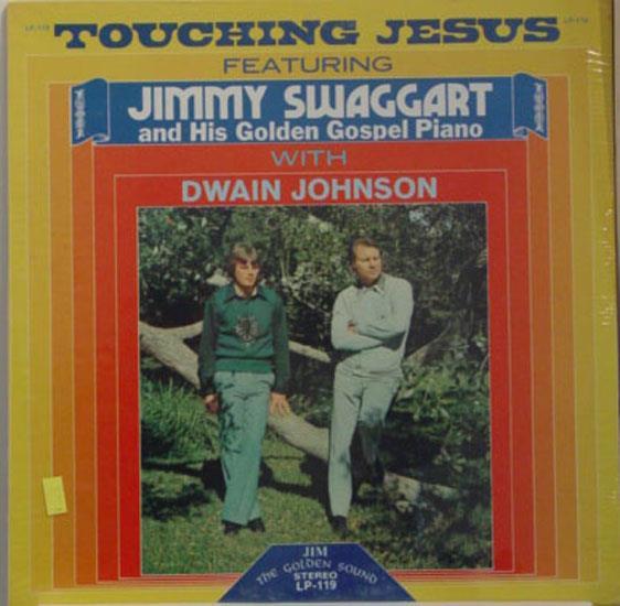 JIMMY SWAGGART - Touching Jesus Album