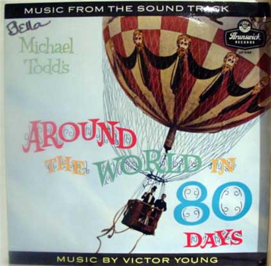 Around The World In 80 Days - SOUNDTRACK