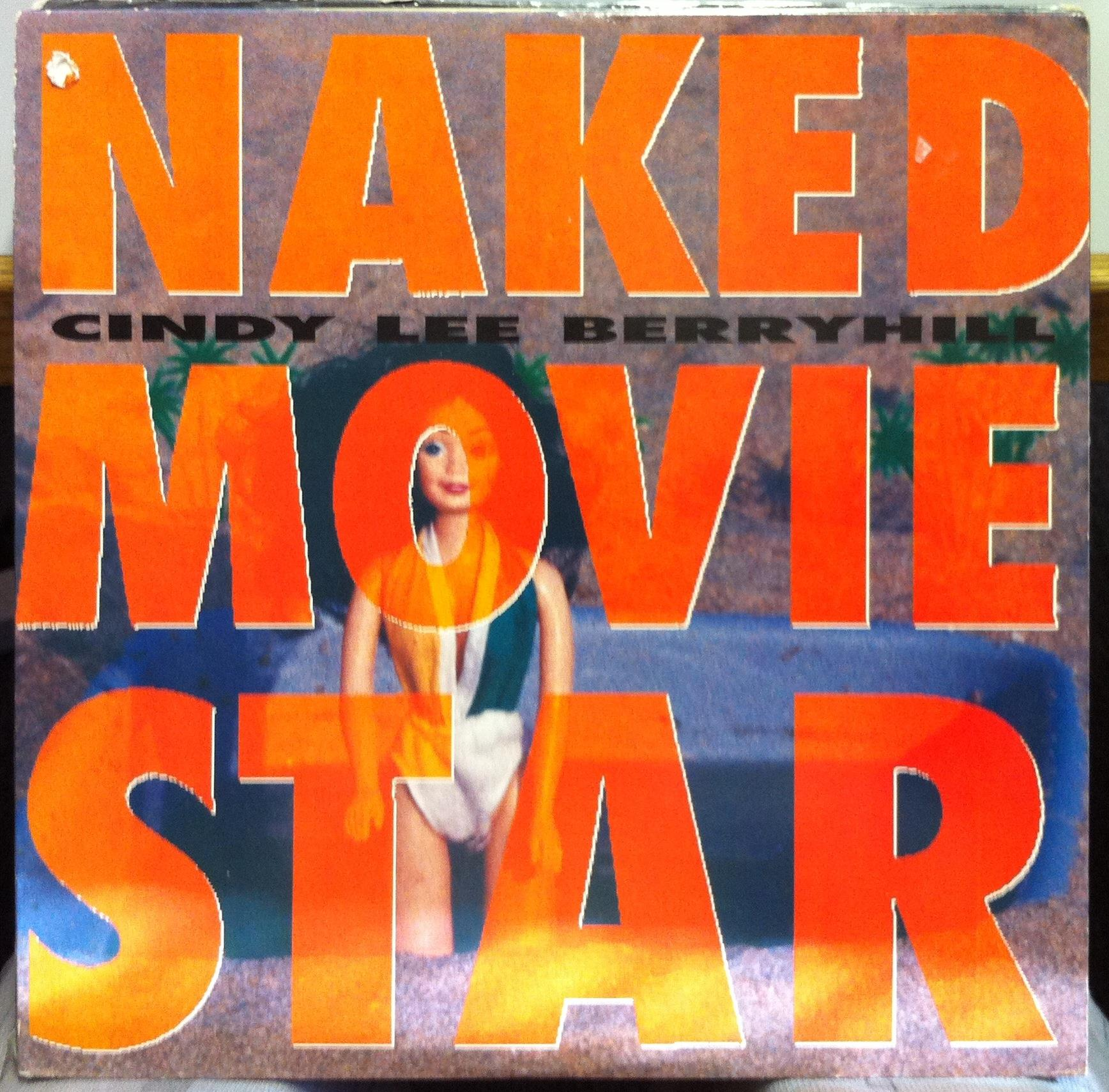 Cindy Lee Berryhill Naked Movie Star Lp Mint