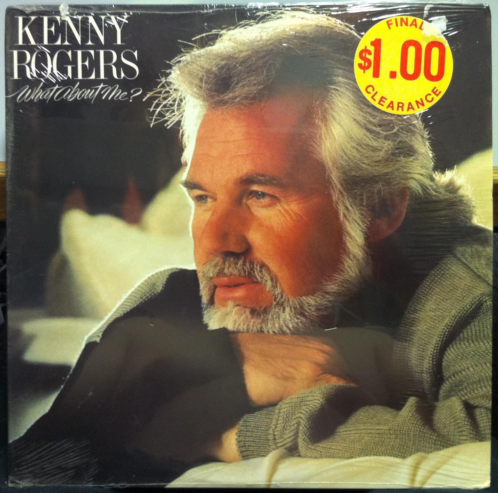 Kenny Rogers Kenny Rogers - Lucille Records, LPs, Vinyl and CDs ...