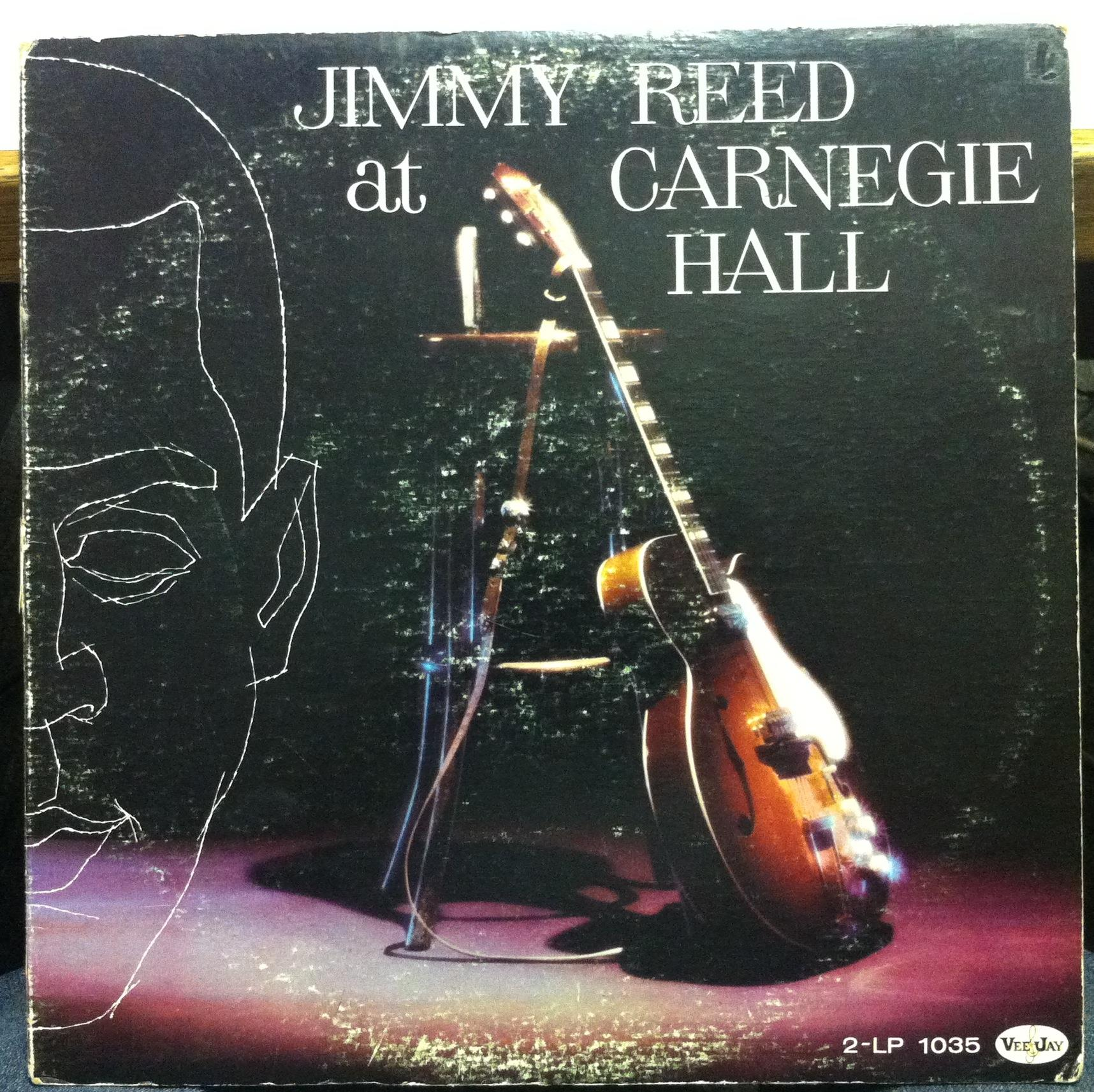 jimmy reed at carnegie hall lp