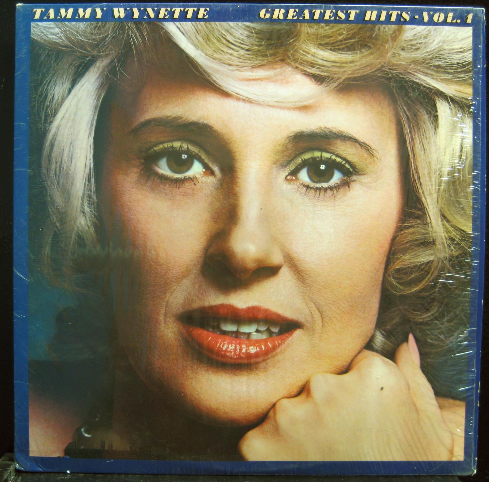 Tammy Wynette Tammy S Greatest Hits Records Lps Vinyl