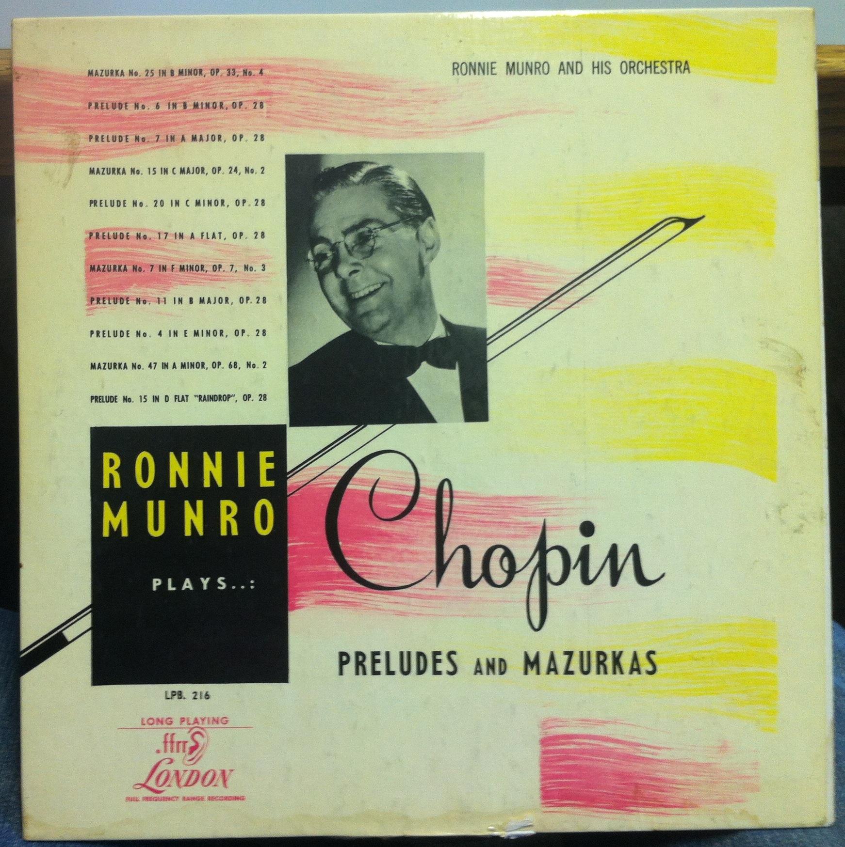 Chopin Preludes And Mazurkas