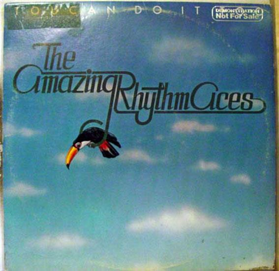 Amazing Rhythm Aces - Toucan Do It Too Record