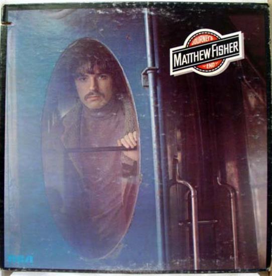 MATTHEW FISHER - Journey's End LP