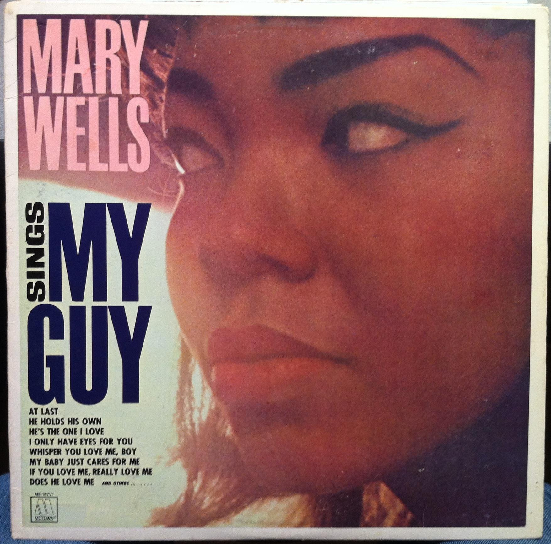 MARY WELLS - My Guy Vinyl