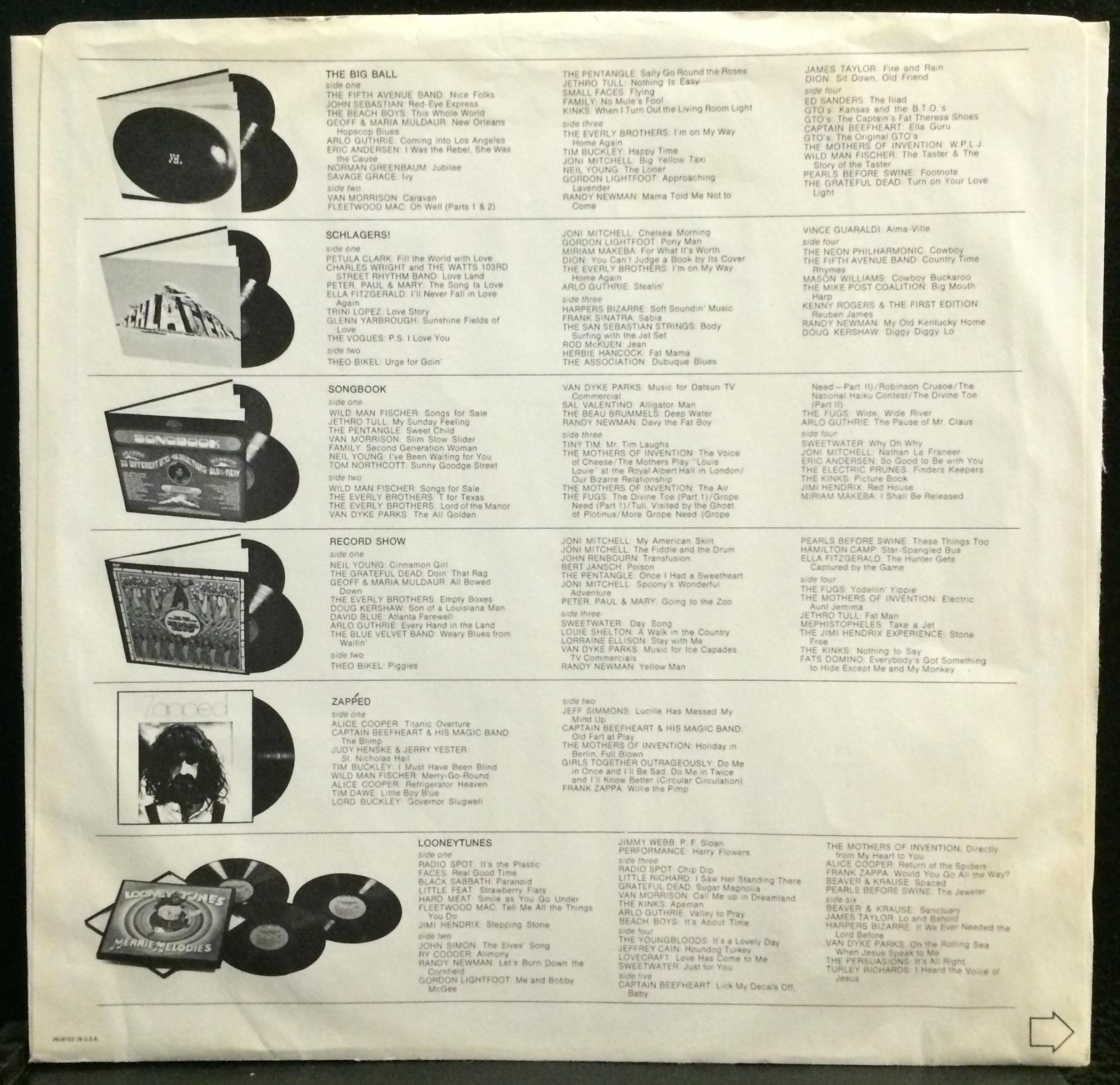 Astral weeks by Van Morrison, LP with shugarecords