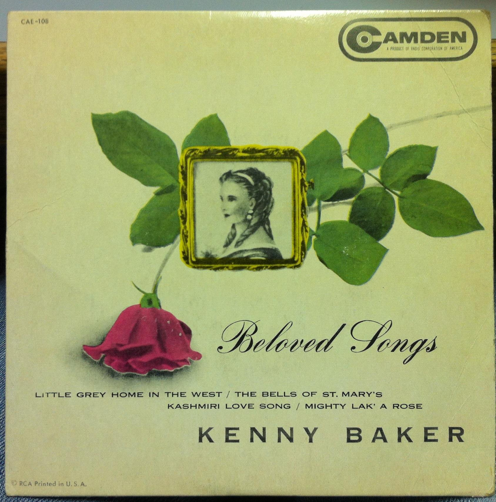 1950 Kenny Baker Beloved Songs