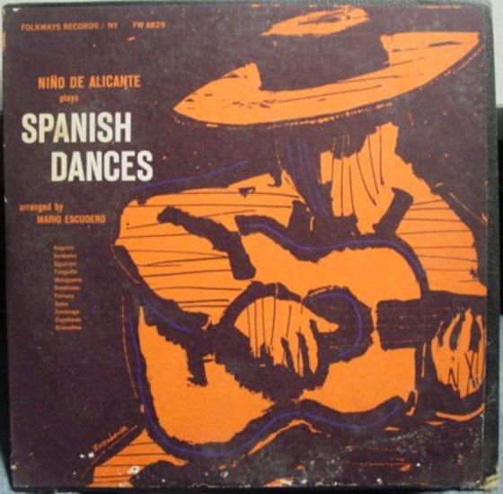 Plays Spanish Dances