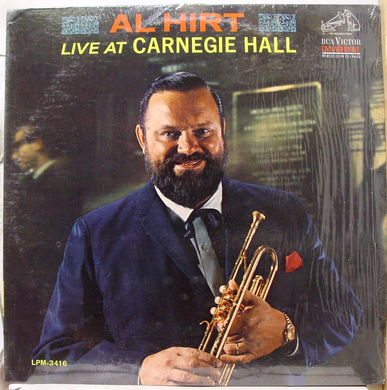 Al Hirt - Live At Carnegie Hall Record