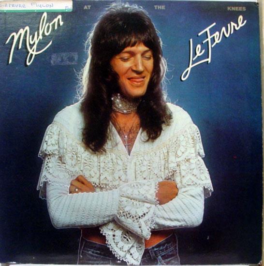 MYLON LEFEVRE - Weak At The Knees Record