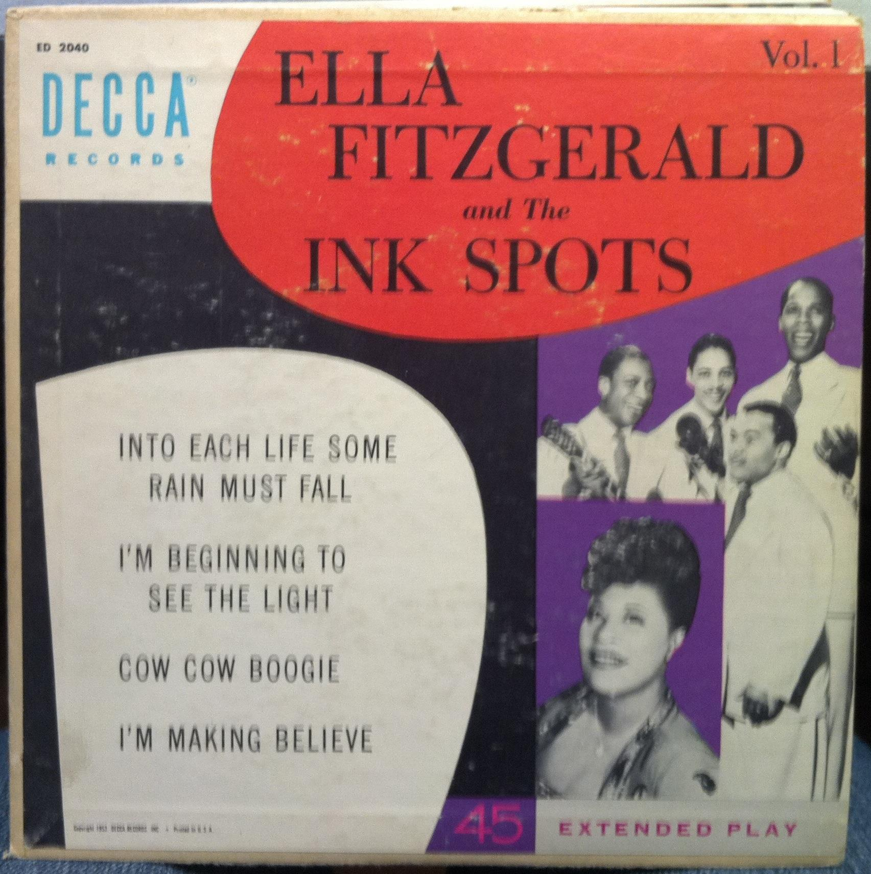 jewish singles in fitzgerald The short-lived live band louis armstrong and his stompers was  placed himself high in the charts with singles  with vocalist ella fitzgerald).