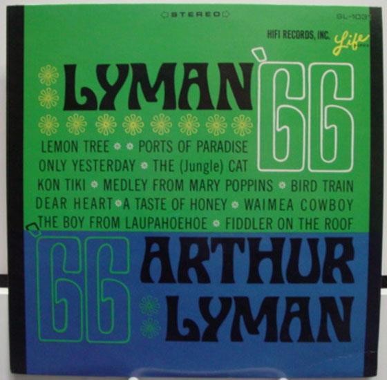 ARTHUR LYMAN - '66 - 33T
