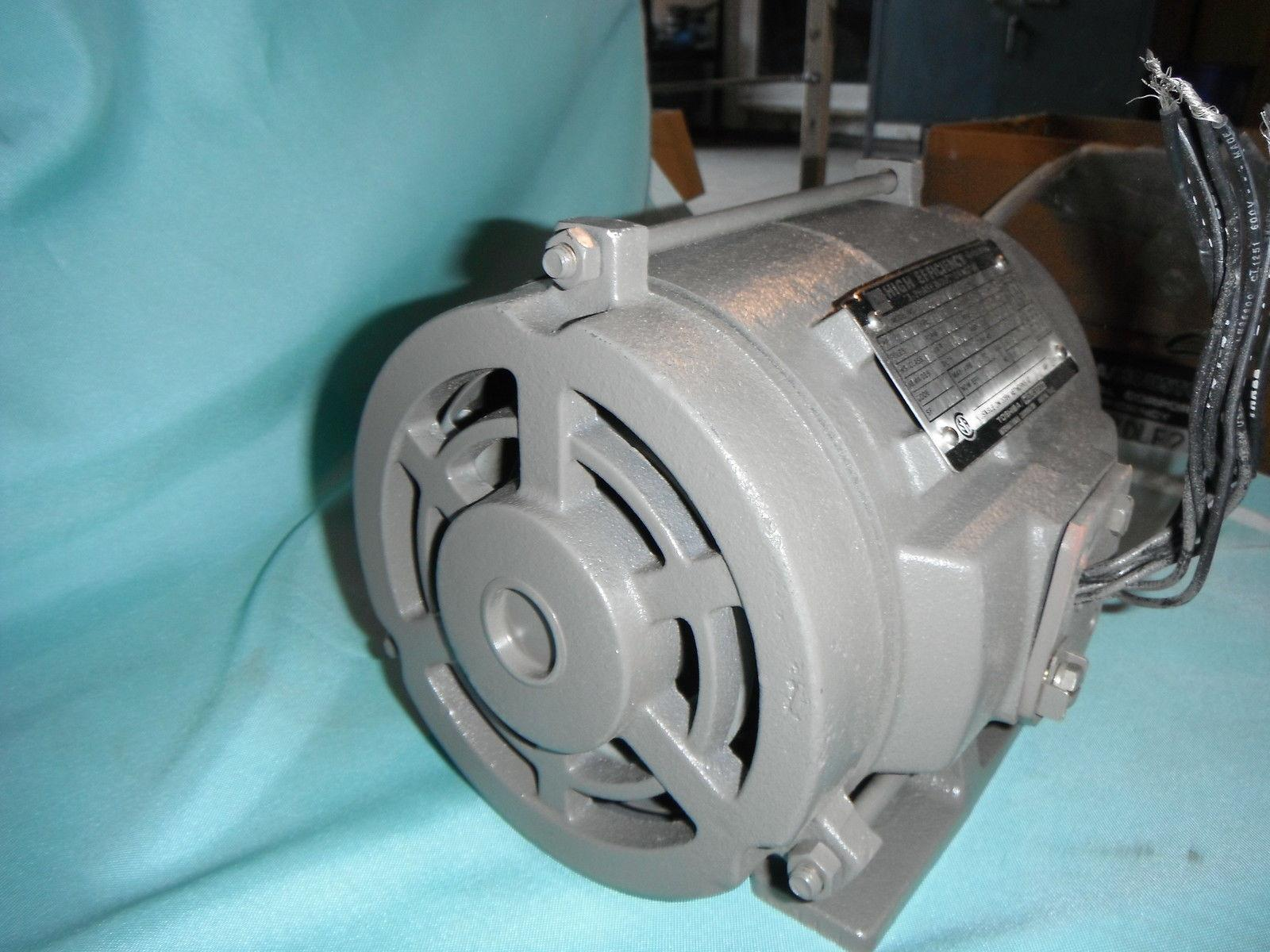 Toshiba b3 48dlf2ak 3 4 hp high efficiency induction for High efficiency electric motors