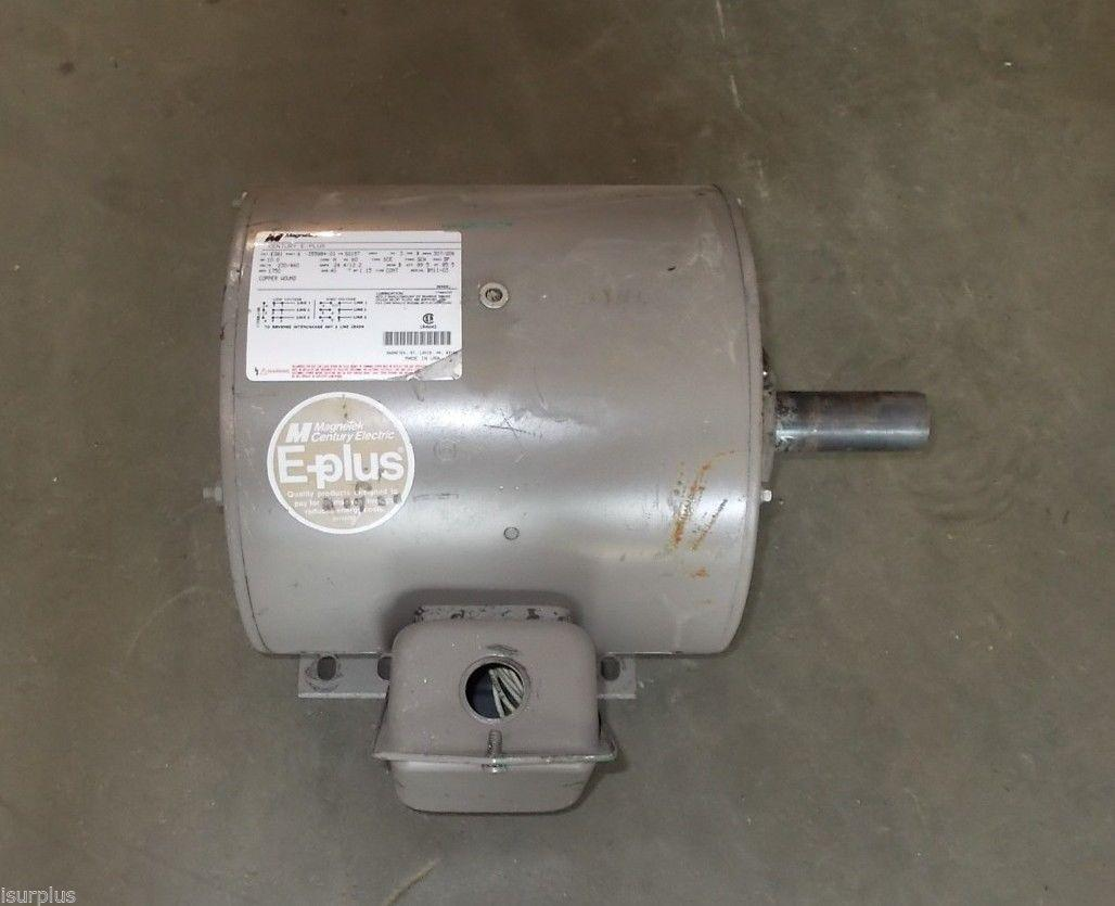magnetek century e plus 10 hp motor cat e301 part 6