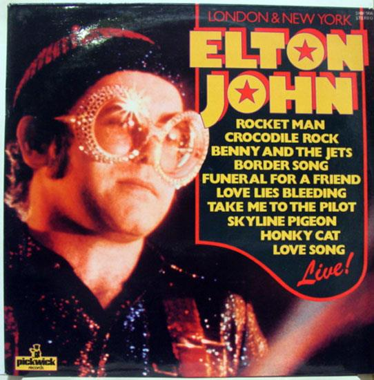 Elton John - London & New York Album