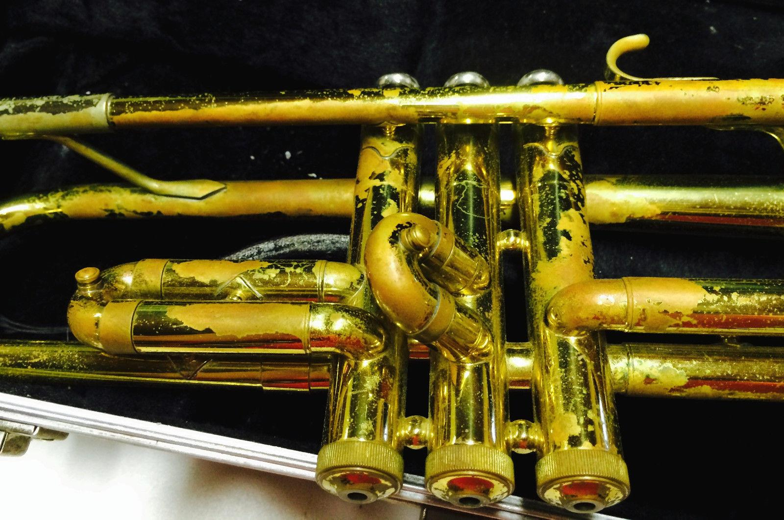vintage bundy trumpet review