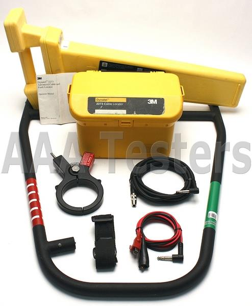 3m Cable Fault Locator : M dynatel cable pipe fault locator