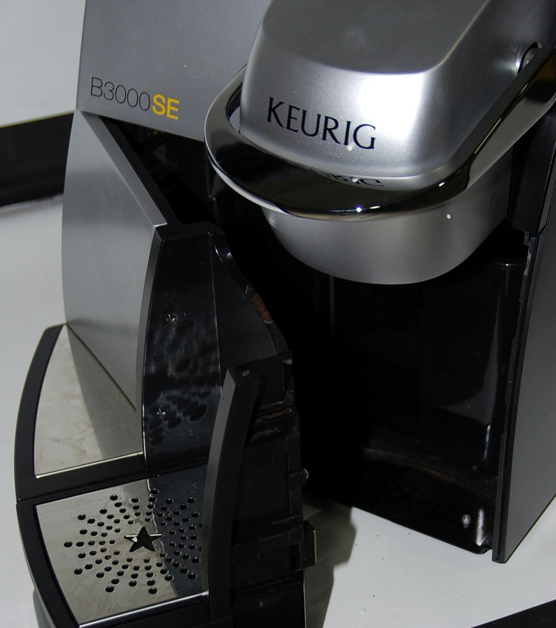 Keurig B3000SE Commercial Single Serve Coffee Maker *Read