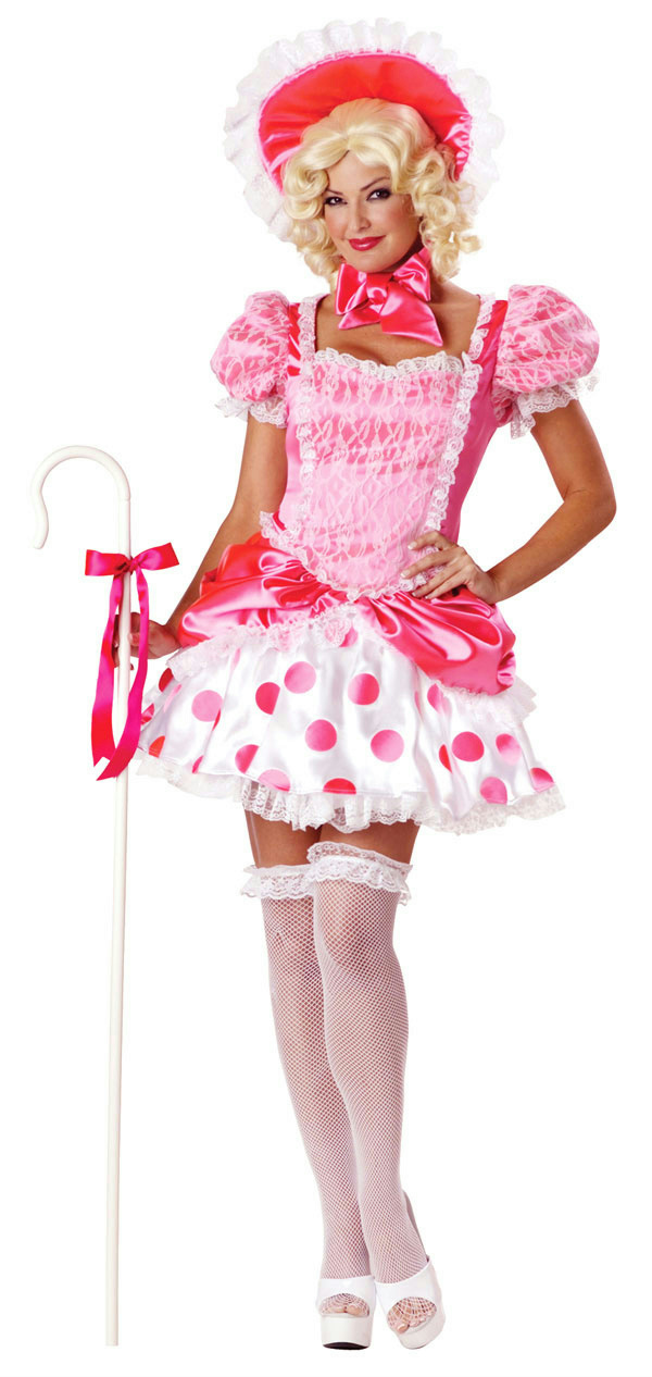 Adult Premier Womens Bo Peep Deluxe Adult Costume Size XS