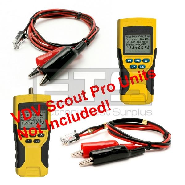 klein tools vdv scout pro manual