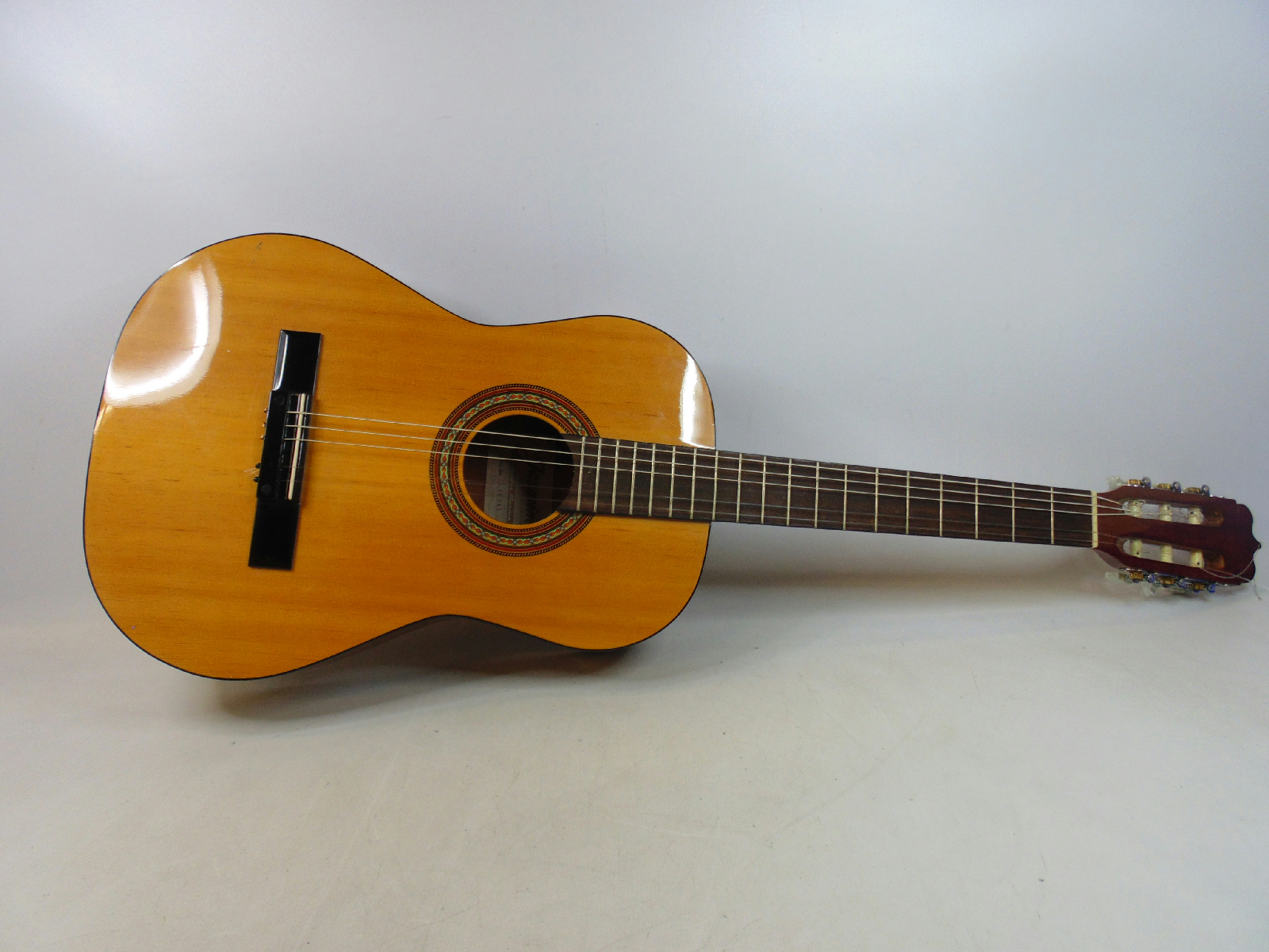 jasmine by takamine studio series js341 acoustic guitar w gig bag ebay. Black Bedroom Furniture Sets. Home Design Ideas