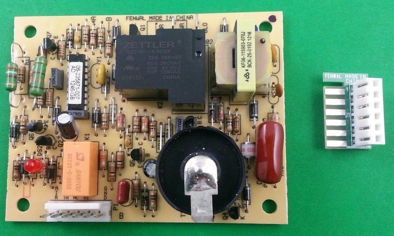 Atwood 31501 Hydro Flame Rv Furnace Pc Board Kit Fenwal