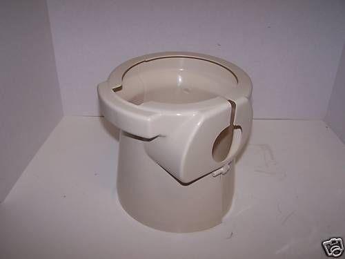 Dometic Sealand 385310112 Rv Toilet Bone Colored Base