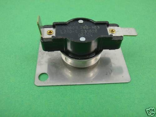 Suburban 231626 Rv Furnace Heater Limit Switch Ebay