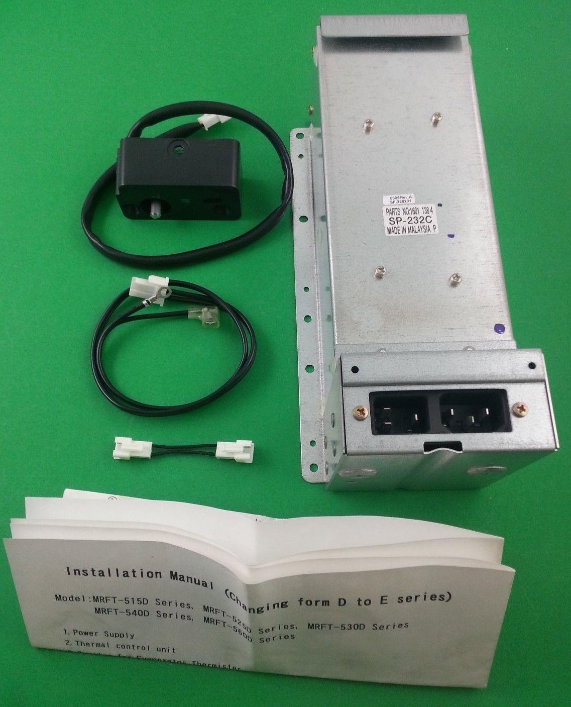 norcold rv refrigerator power supply kit mrft 315