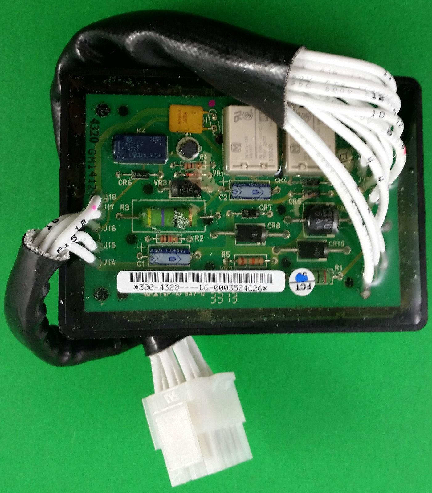 Genuine Onan 300 4320 Generator Control Board Ebay
